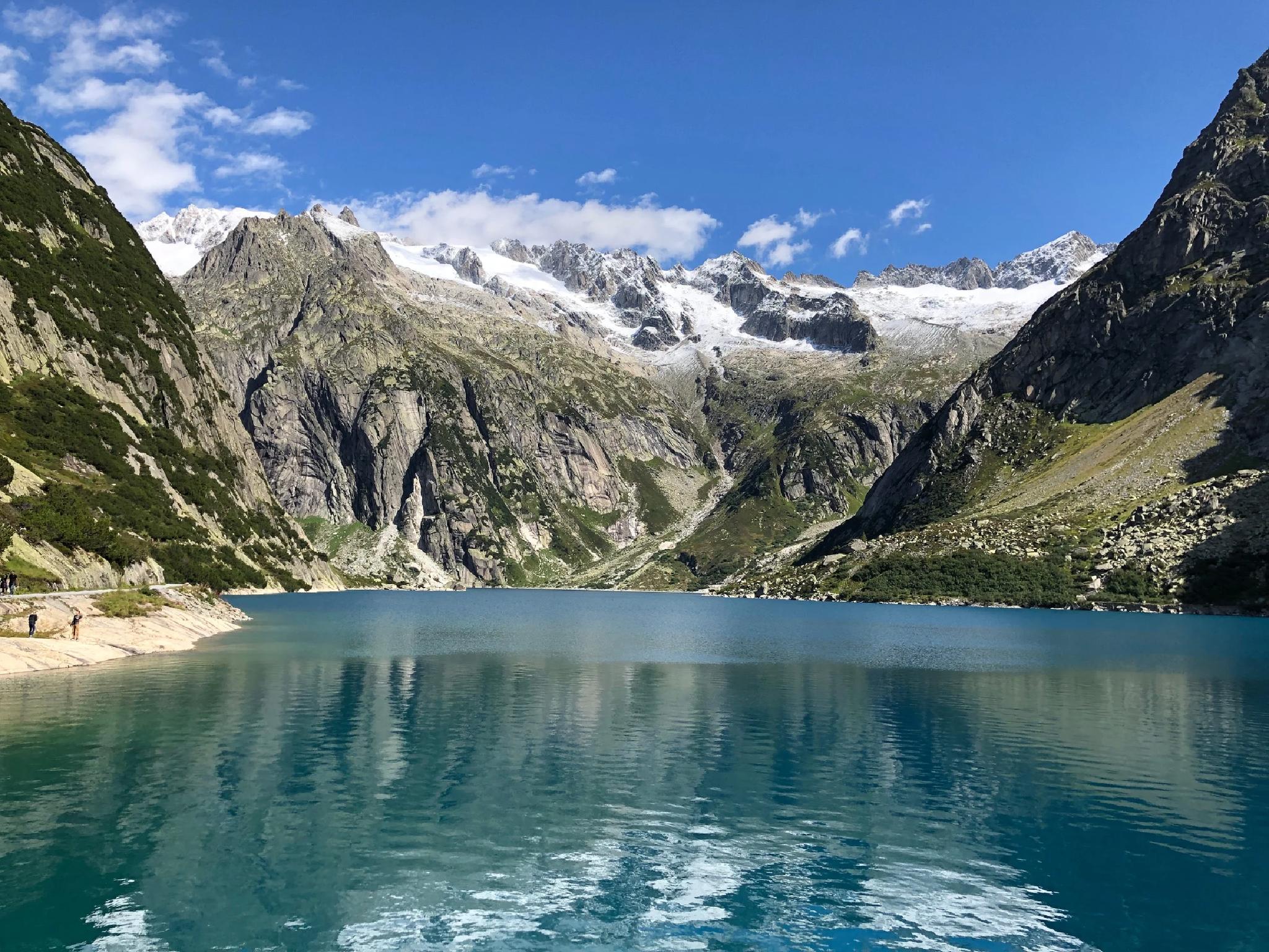 Обои швейцария, гора Нидерхорн, Mount Niederhorn, alps, Switzerland, альпы. Природа