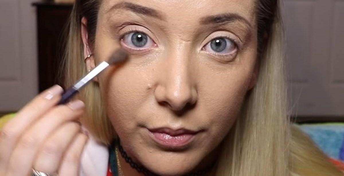 как я делаю макияж видео