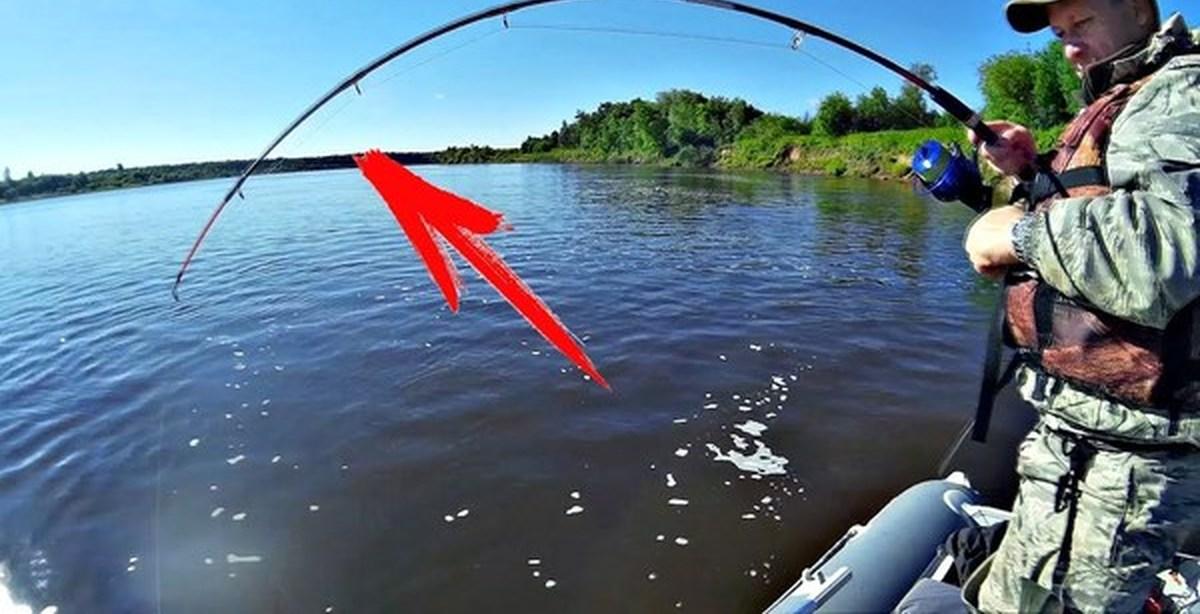 ловля рыбы с квоков